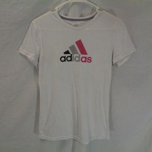 Adidas Climalite Tshirt Sz M ECU